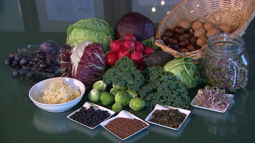 Winterfit – mit gesunder Ernährung durch den Winter