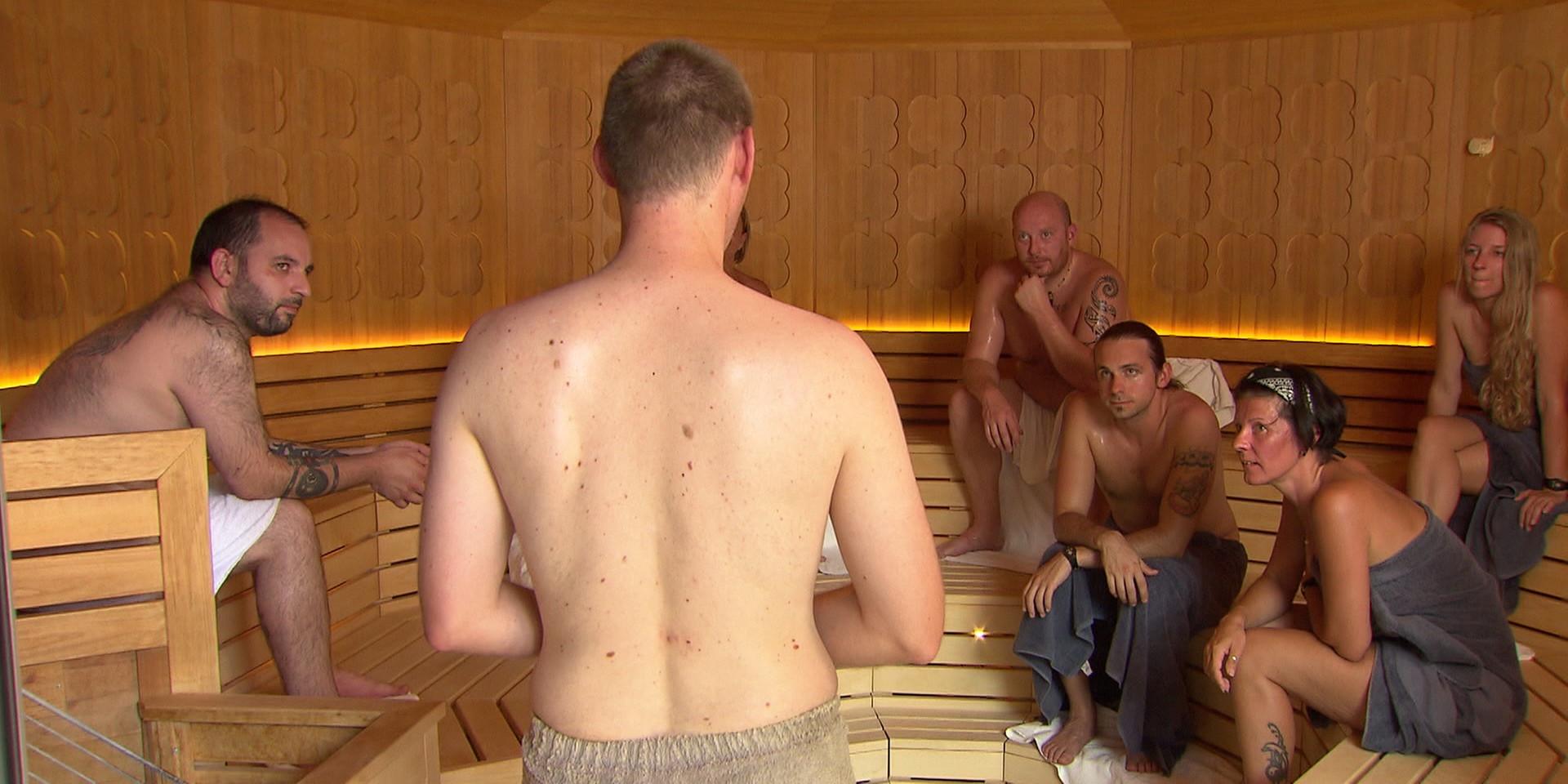 Gesunde Hitze Mit Sauna Den Kreislauf Starken