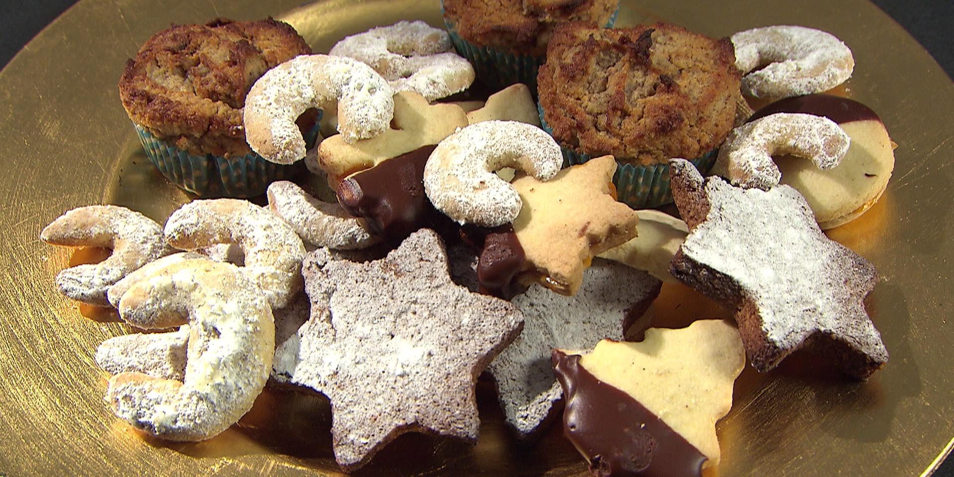 Weihnachtskekse Diabetiker.Tolerante Kekse Weihnachtsgebäck Trotz Unverträglichkeit