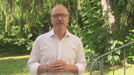 """""""bewusst gesund"""": Univ.-Prof. Dr. Siegfried Meryn"""