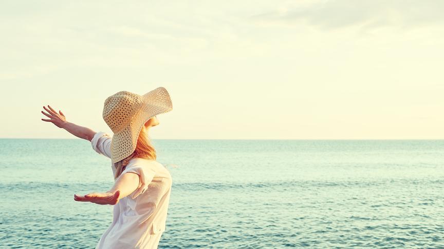 Den Sommer genießen
