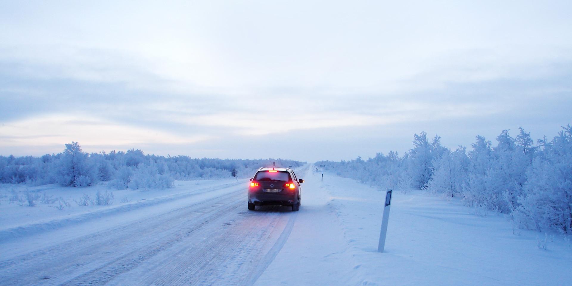 reisen zum nordkap mit dem auto